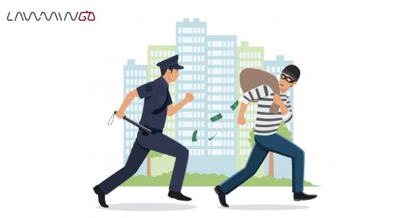 مشاوره حقوقی سرقت