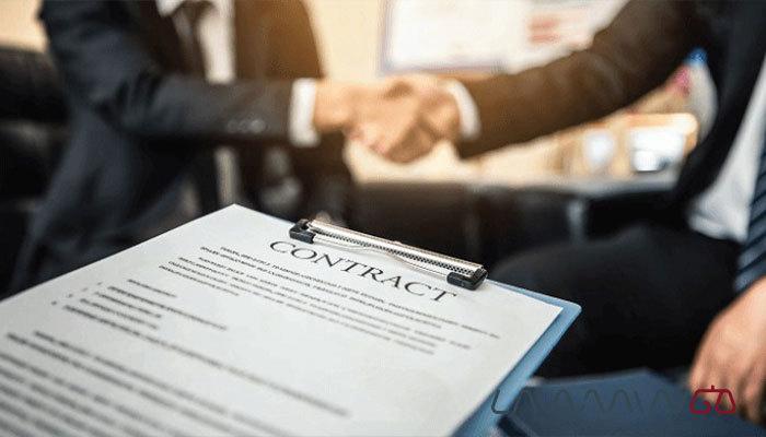 قرارداد انگلیسی