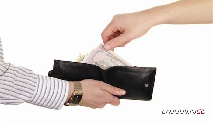 اثبات پرداخت نفقه توسط زوج