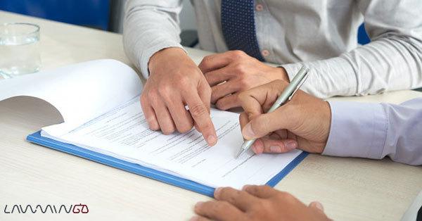 نمونه قرارداد استخدام راننده بدون خودرو