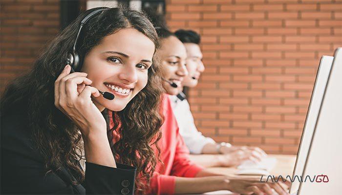 نمونه قرارداد استخدام اپراتور تلفن