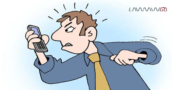 مزاحم تلفن
