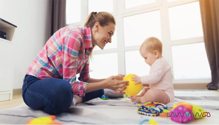 نمونه قرارداد استخدام پرستار کودک