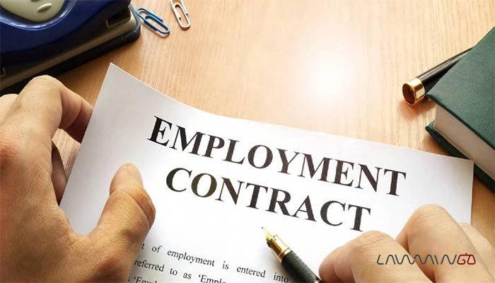 نمونه قرارداد استخدام نگهبان